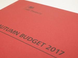 The Autumn Budget 2017